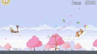 Angry Birds Seasons - Hogs and Kisses 1-7