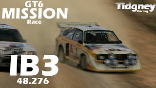 gt6 mission race mission ib3 gold 48 276