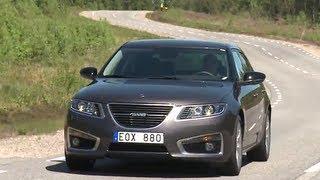 Saab 9-5  2012 Videos