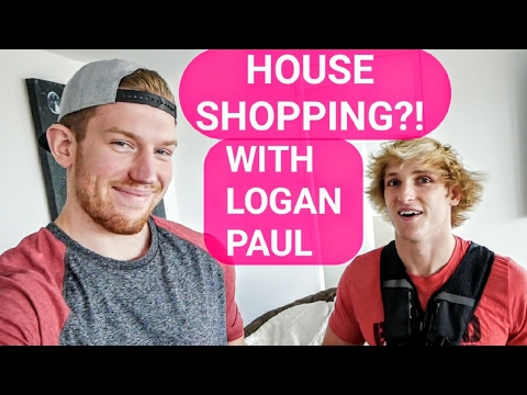 Download Youtube: HOUSE SHOPPING WITH LOGAN PAUL!! WE GOT WHAT?!