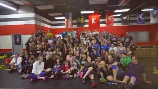 Crossfit Nashville 2018 Members Only Event 1