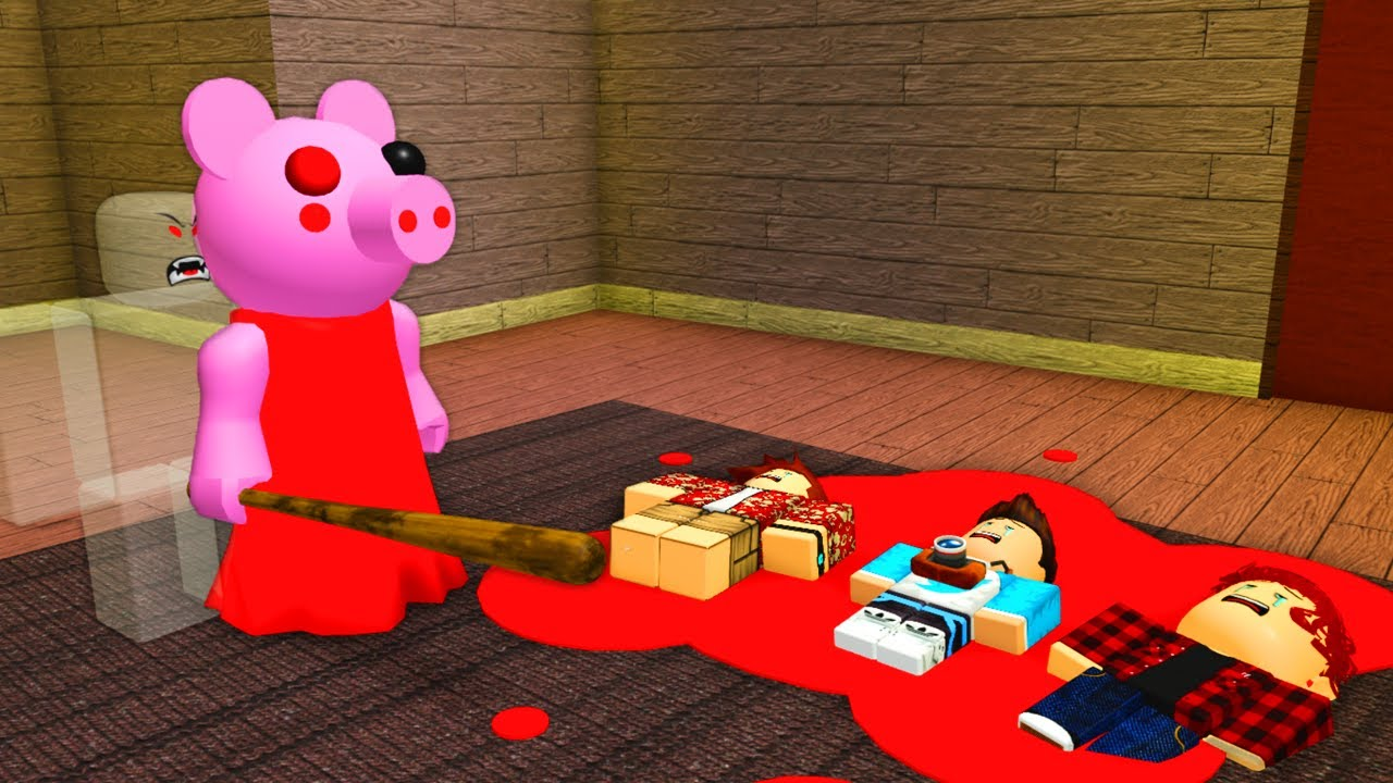 This Is How Piggy Became Evil... (Roblox Animation)