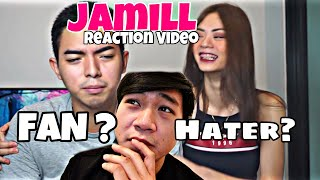 jamill reaction video