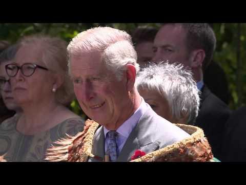 Royal Visit Tūrangawaewae: Pōwhiri