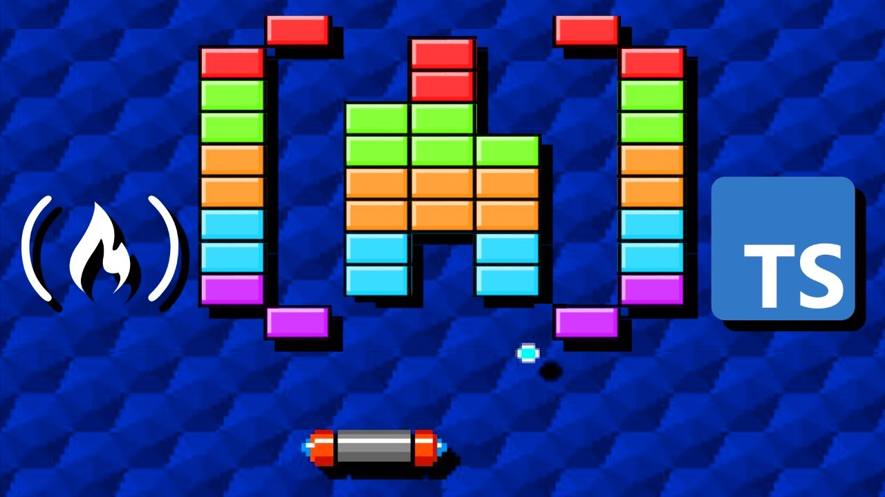 Create an Arkanoid Game with TypeScript - Tutorial