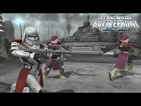 Star Wars Battlefront 2 Mod | The Clone Wars Revised | Mygeeto thumbnail
