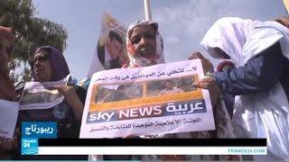 ...الصحفي الموريتاني المختطف في سوريا بين الأمل والضغط