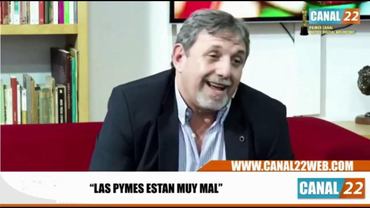 Carlos Graziano en Canal 22 sobre el bono de fin de año