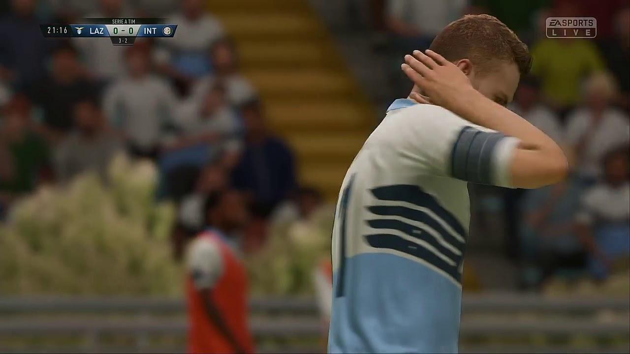 2020 Serie A Playoffs Semi Final Series Leg 2 Lazio VS ...