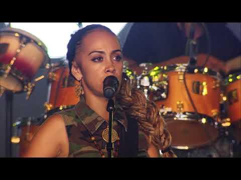Afro-Latino Festival 2018 Bree (B): Nattali Rize - One People - Live