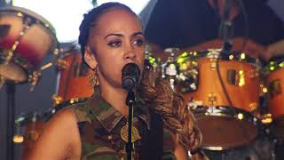Afro-Latino Festival 2018 Bree (B): Nattali Rize - One People - Live