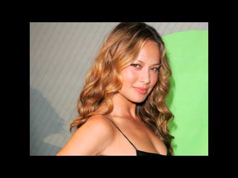 Moon Bloodgood An American Actress And Model.