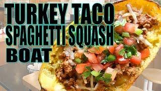 BF3 - Turkey Taco Spaghetti Squash Cook-A-Long