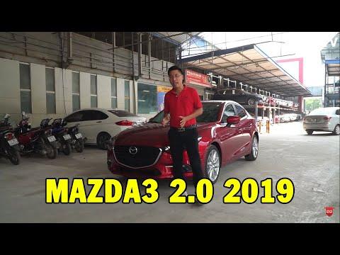 [HOT] Mazda 3, phiên bản 2.0 - Quá nhiều công nghệ để áp đảo Toyota Altis 2.0