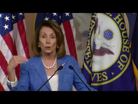 Pelosi: 'So you want me to sing my praises?'
