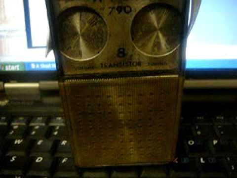 WFUN 790 RADIO From the 60's Miami Florida