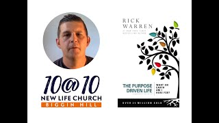 10@10 - The purpose driven Life - Day 33 - Ben Holden