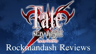 Fate/Stay Night - フェイト/ステイナイト [Visual Novel] Review