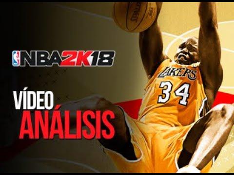 Videoanálisis: NBA 2K18