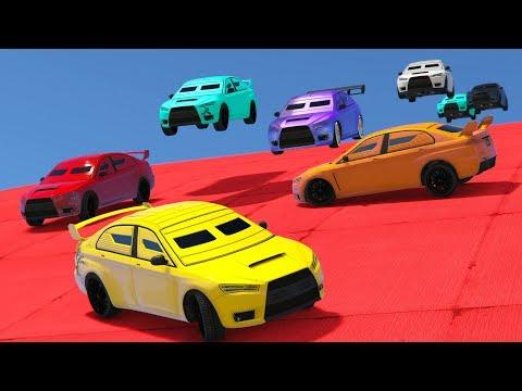 +94854 COCHES! LOCURA!! - CARRERA GTA V ONLINE - GTA 5 ONLINE