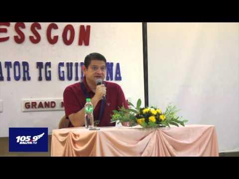 Guingona in Favor of a Federalist Mindanao [Balita FM]