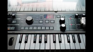 how to easily LOAD sounds on the MICROKORG - a YouTube Tutorial First!