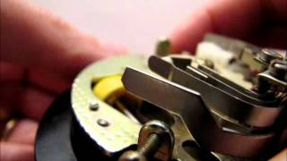 Telephone Rotary Dial Mechanism
