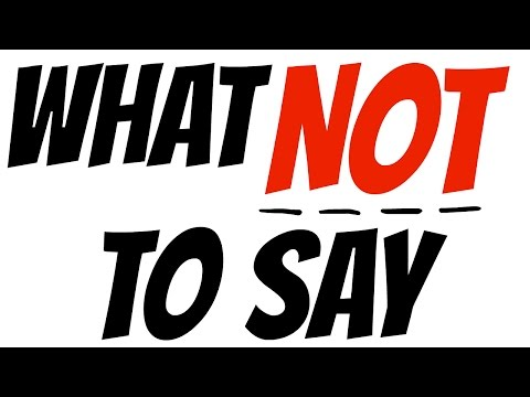 WHAT NOT TO SAY TO SOMEONE WITH CHRONIC ILLNESS | Wednesday Wisdom