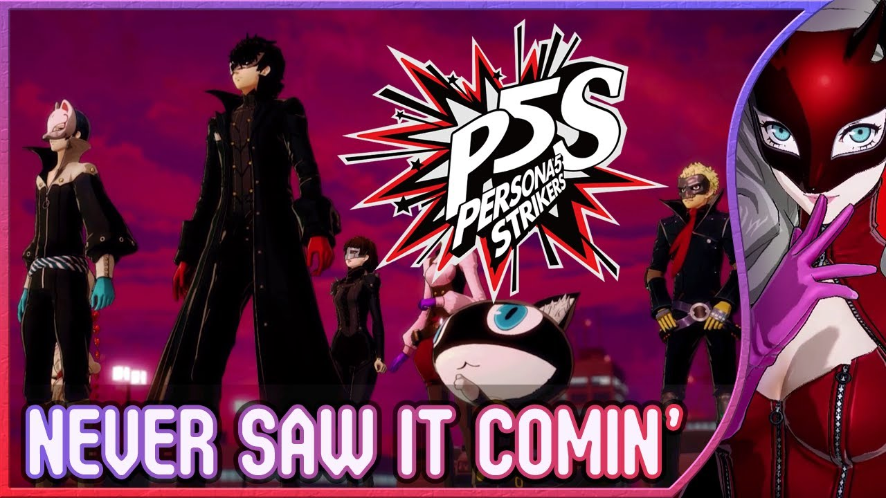Persona 5 Strikers Review | The Musou sequel that isn't a Musou