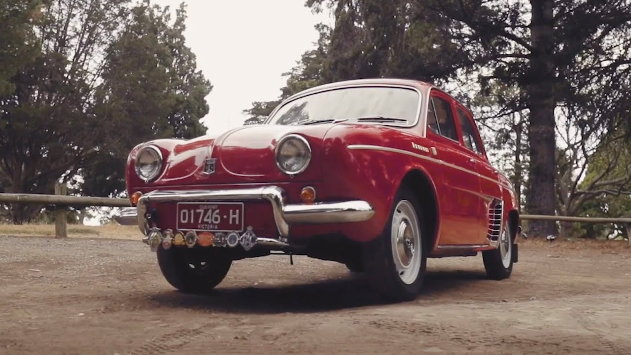 Renault Dauphine - Shannons Club TV - Episode 142