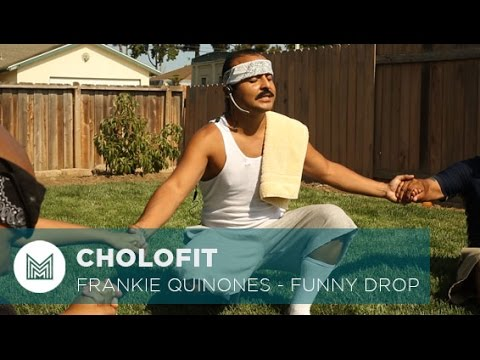 Cholofit Workout - Funny Drop