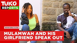 Mulamwah and his girlfriend speak out for the first time after he quit comedy | Tuko TV