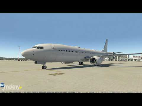 X-Plane Boeing B737-900 ER Ultimate 1st look