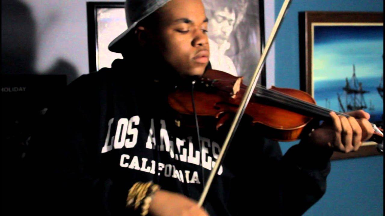 Kanye West All The Lights Violin Cover