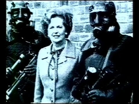 Gerry Adams on Thatcher's death