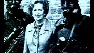 Repeat youtube video Gerry Adams on Thatcher's death