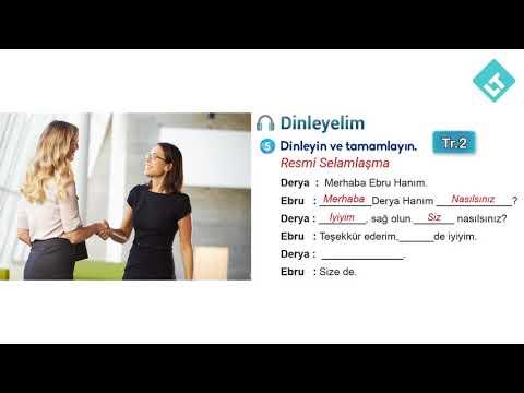 Learn Turkish & Formal and Informal Greetings thumbnail