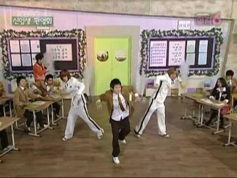 Xiah Junsu Laser Dance