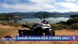 Suzuki Katana GSX-S1000S 2021 kembali ke Malaysia