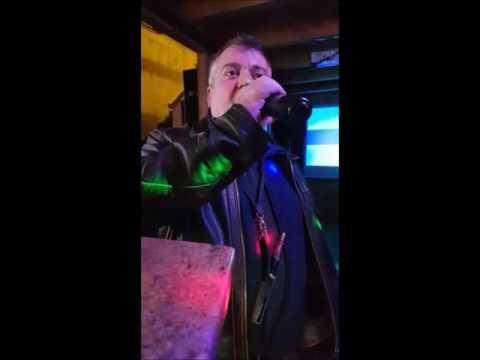 Karaoke Budapest -Bocelli song- 13. 02. 2017