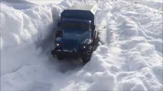 Проект Урал 4320 2014 RC \ The Project URAL 4320 2014