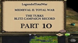 Medieval 2 Total War Blitz Campaign Record Part 10 - Battles of Acre, Durazzo, Ragusa