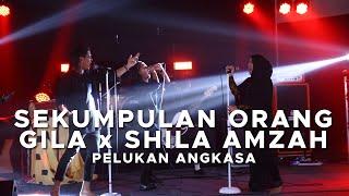 Download lagu Pentas Akhir Anugerah Lagu Indie 2020: Sekumpulan Orang Gila x Shila Amzah - Pelukan Angkasa.