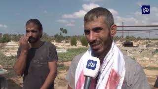 شهيد فلسطيني وعدد من الإصابات في قصف لقوات الاحتلال على غزة - (17-10-2018)