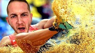 WEITSPRUNG, Flieg bis zur Sonne mein Freund - Olympische Spiele London 2012