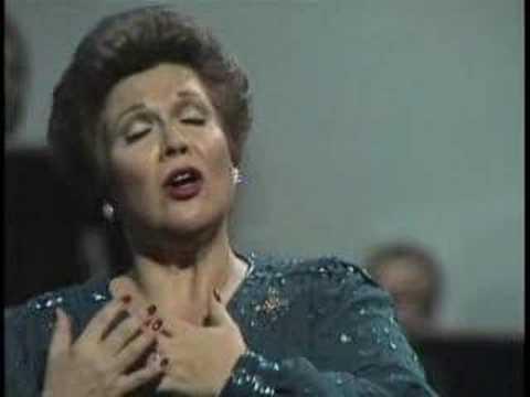 """Marilyn Horne - """"Ahime, dove trascorsi?"""" / """"Cha faro senza"""""""