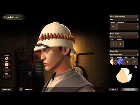 Pith Helmet WIP