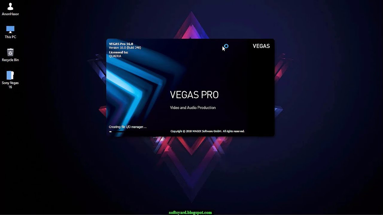 How to Download Sony Vegas Pro 16 Full Version For Free?