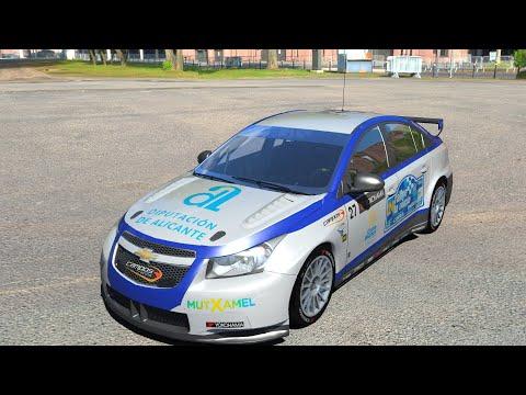 Assetto Corsa - Nurburgring Turista Con Chevrolet Cruze WTCC