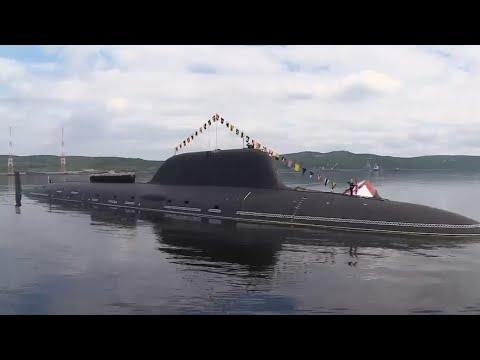 Fire on Russian submarine kills 14